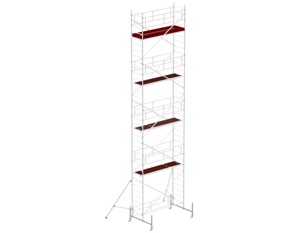 Mobile scaffold tower type 5110 basic unit