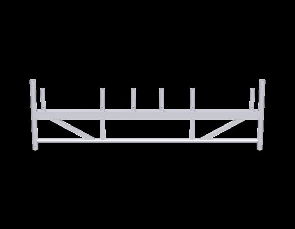 ALUFIX Rahmenfahrbalken aus Stahl, vz