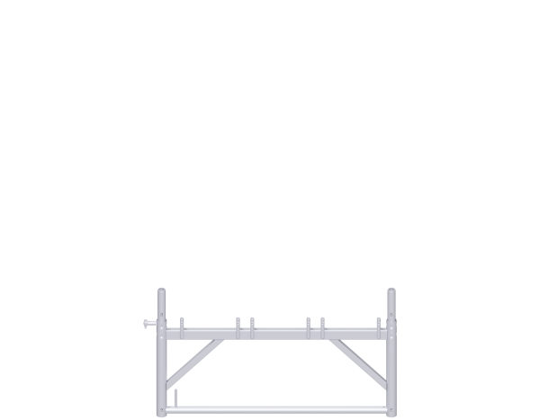 UNIFIX assembly frame 1.10 m, steel, galvanised