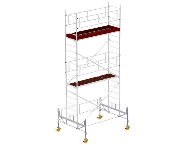 Mobile scaffold tower type 5005 basic unit