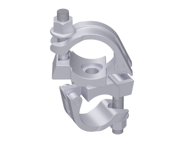 Swivel reduction coupler
