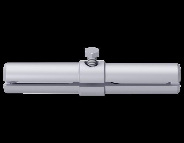 Rohrverbinder universal 0,24 m, klemmbar