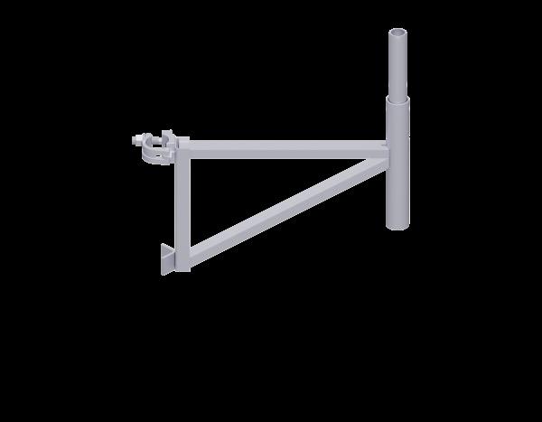 UNIFIX Verlängerungskonsole aus Stahl, vz, mit RV