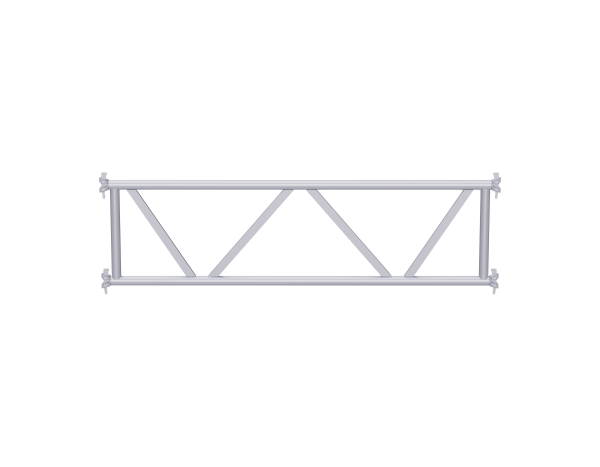 ALFIX MODUL MULTI U-lattice girder, steel, galvanised