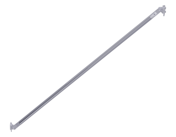 ALFIX MODUL METRIC vertical diagonal brace for bay 2.00 m, steel, galvanised