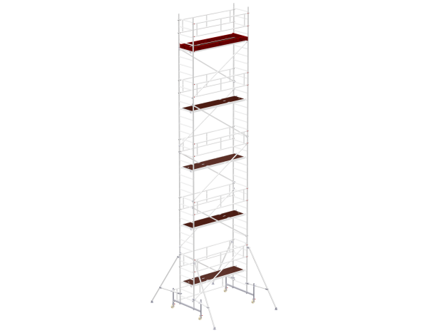 Mobile scaffold tower type 5111 basic unit
