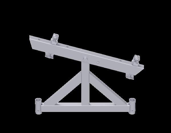 VARIO Trägerauflager gelenkig aus Stahl