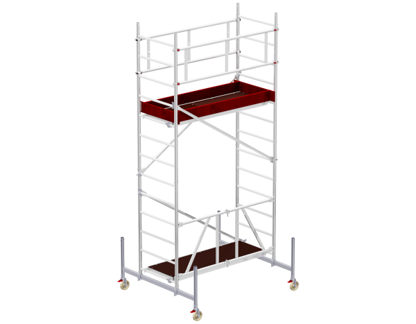 Mobile scaffold tower type 5283 basic unit