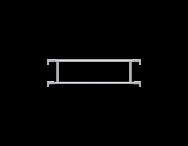 ALFIX Doppelgeländer aus Stahl, vz