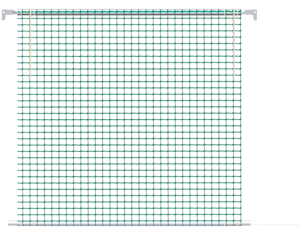 ALFIX Netzschutzwand 2,00 m, MW 100 mm, grün