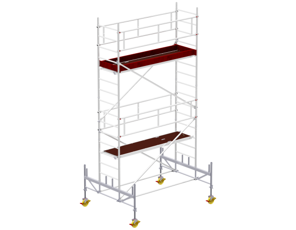 Mobile scaffold tower type 5004 basic unit