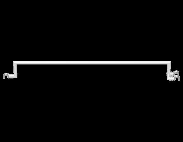 VARIO ridge ledger 37.5°, aluminium