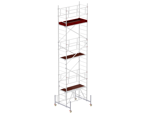 Mobile scaffold tower type 5286 basic unit