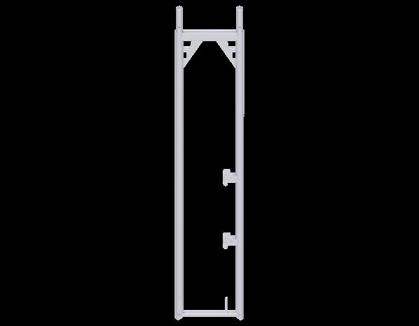 ALFIX Stellrahmen aus Stahl 2,00 x 0,37 m LA, vz