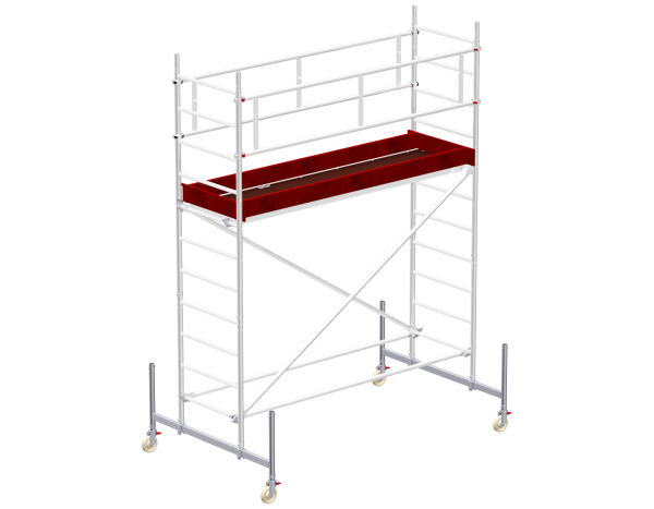 Mobile scaffold tower type 5103 basic unit