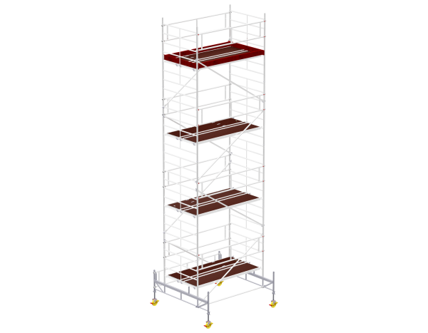 Mobile scaffold tower type 6008 basic unit