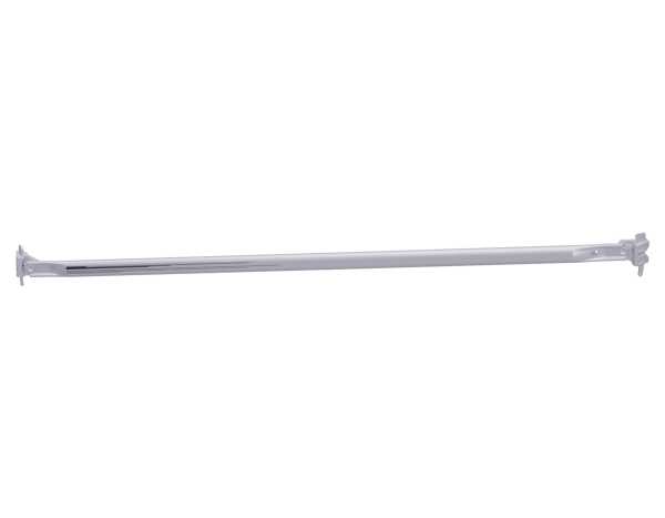 ALFIX MODUL METRIC vertical diagonal brace for bay 0.50 m, steel, galvanised