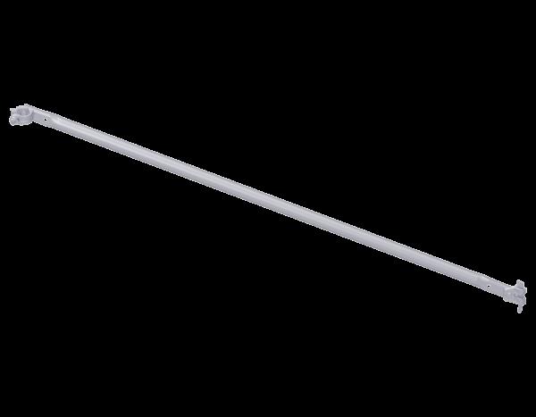 ALFIX MODUL Konsolstrebe aus Stahl 2,05 m, SW 22, vz, L=2,035 m
