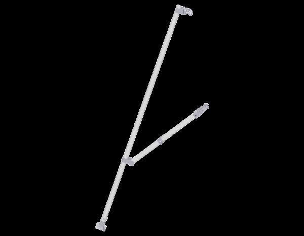 Stabiliser, swivel-mounted, 2.60 m, aluminium