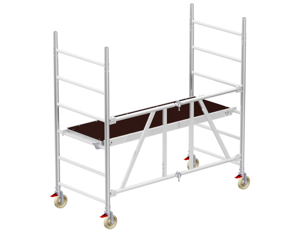 Mobile scaffold tower type 5281 basic unit