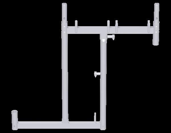 UNIFIX DS Konsolrahmen aus Stahl 0,99 x 0,74 m, vz