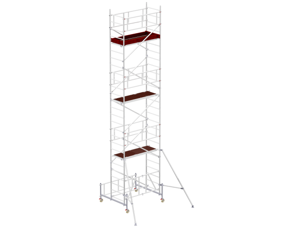 Mobile scaffold tower type 5287 basic unit