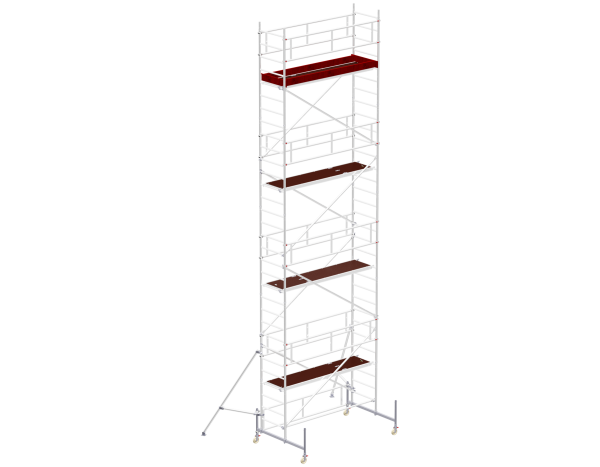 Mobile scaffold tower type 5109 basic unit