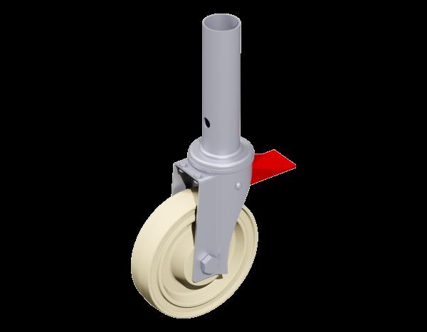ALUFIX Fahrrolle Ø 150 mm / 4 kN