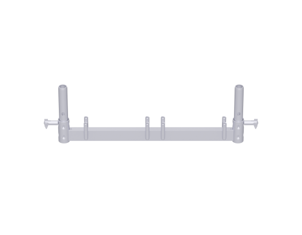 UNIFIX suspension deck bearer, steel, galvanised