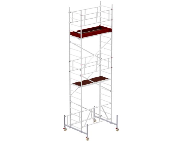 Mobile scaffold tower type 5285 basic unit