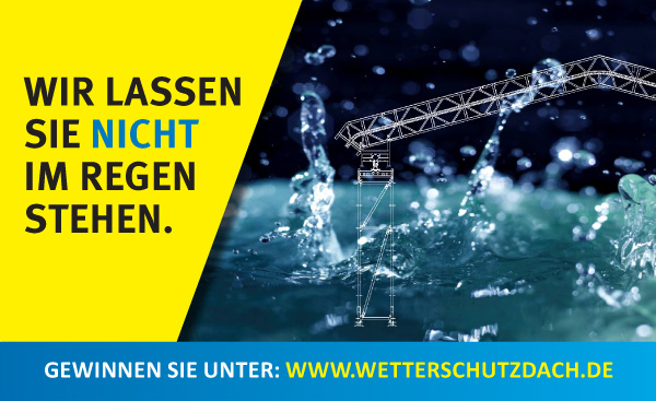 Unsere neue Website: www.wetterschutzdach.de