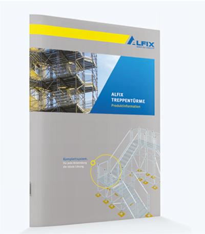 Katalog Alfix Treppentürme