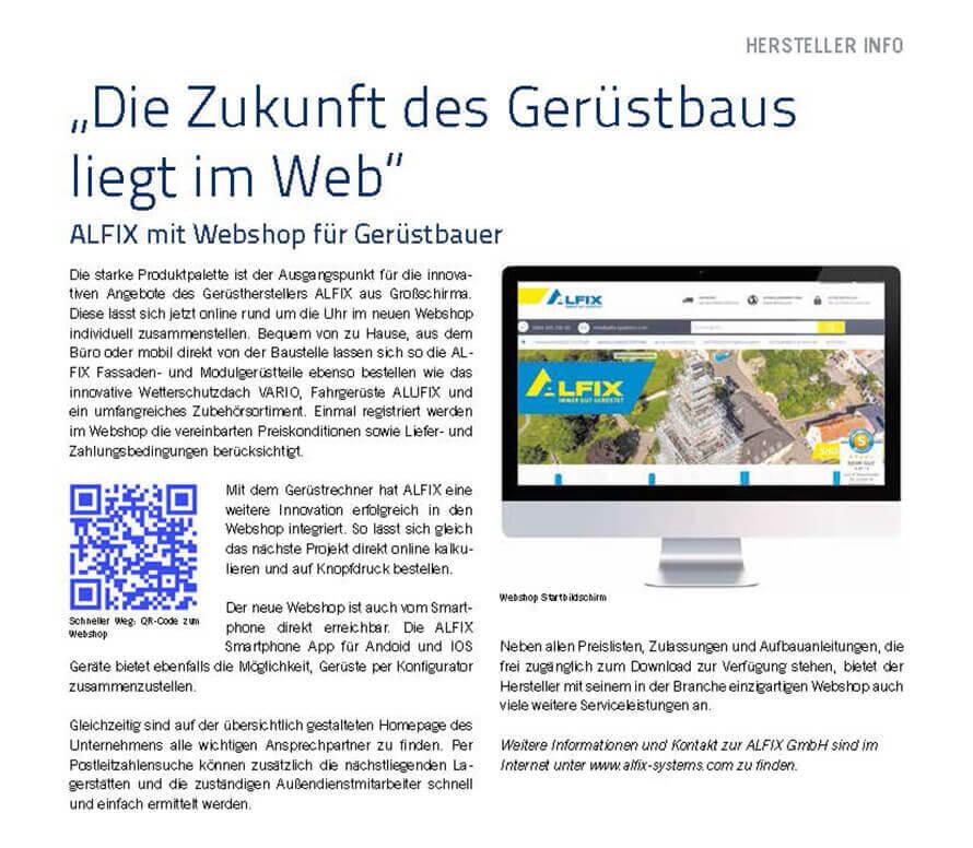 Der_Gerüstbauer-Webshop_Beitrag